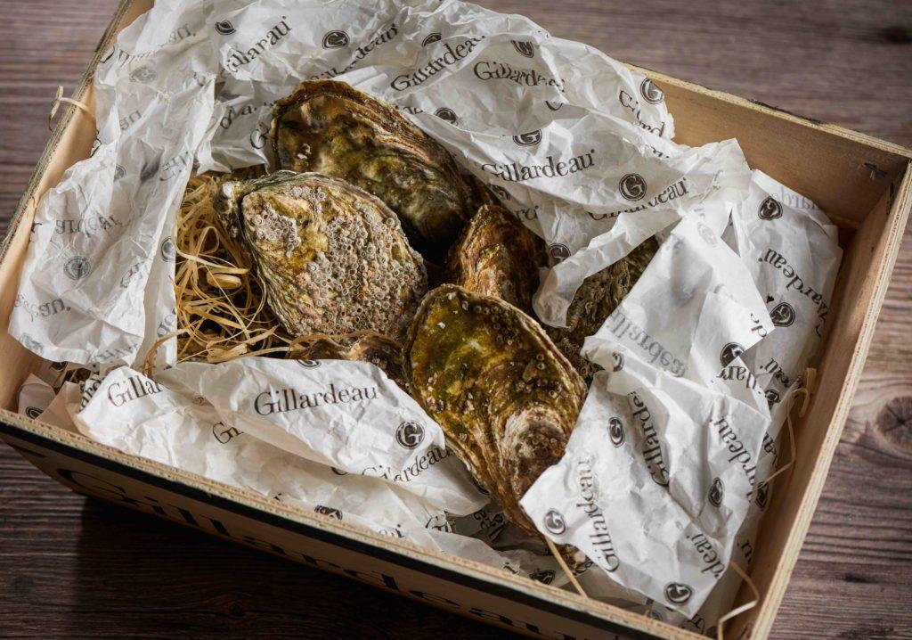 Gillardeau No.1 oyster